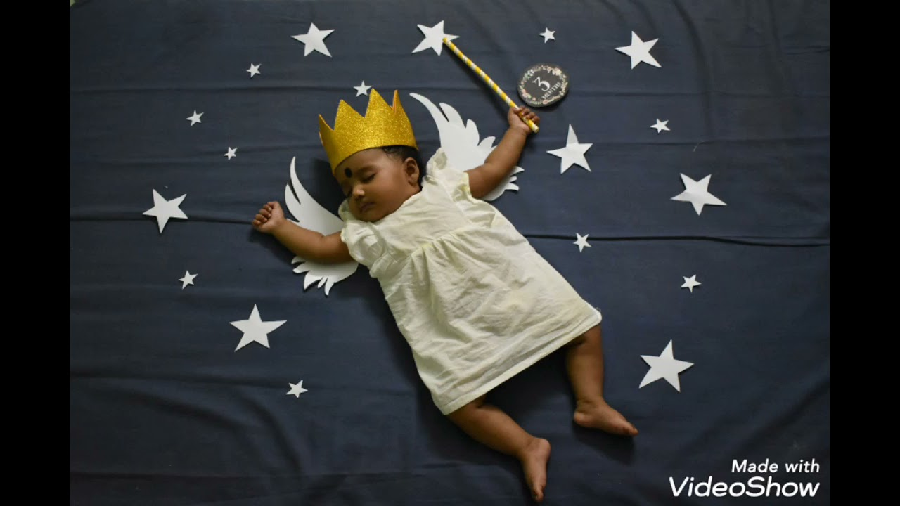 Download baby monthly photo shoot ideas