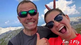 Hike & Fly mit dem Tandemgleitschirm (Tennengebirge 2430m)
