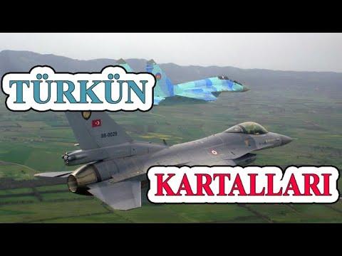Azerbaycan'dan Harika Bir Eser : Türkün Kartalları