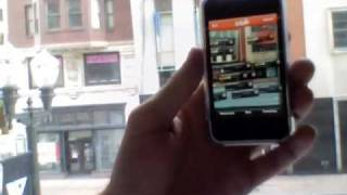 Yelp App -- Monacle Augmented Reality Demo