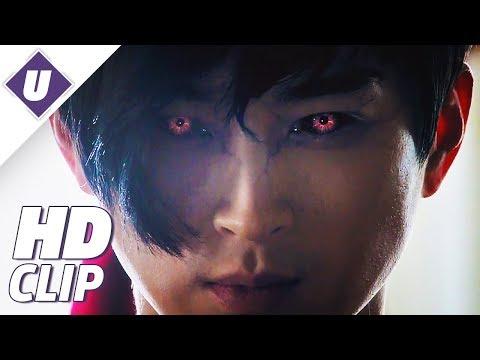 "Tokyo Ghoul S (2019) - Official Clip   ""The Gourmet, Shu Tsukiyama"""