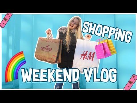 Shopping für neue Outfits Weekend Vlog | MaVie Noelle