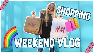 Shopping für neue Outfits Weekend Vlog | MaVie Noelle