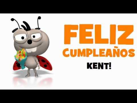 FELIZ CUMPLEA�OS KENT!