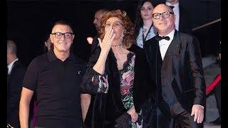 Sophia Loren estuvo en México para asistir a desfile de moda