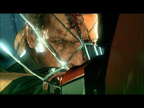 MGSV:TPP Soundtrack - Behind the Mirror