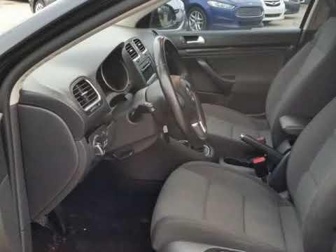 2012 Volkswagen Golf Wagon Comfortline (Waterloo, Ontario)