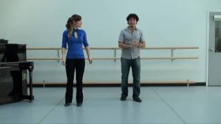 Learn The Shim Sham Routine - Part 7/7 - Boogie Backs, Boogie Forwards, Shorty Georges... The End!