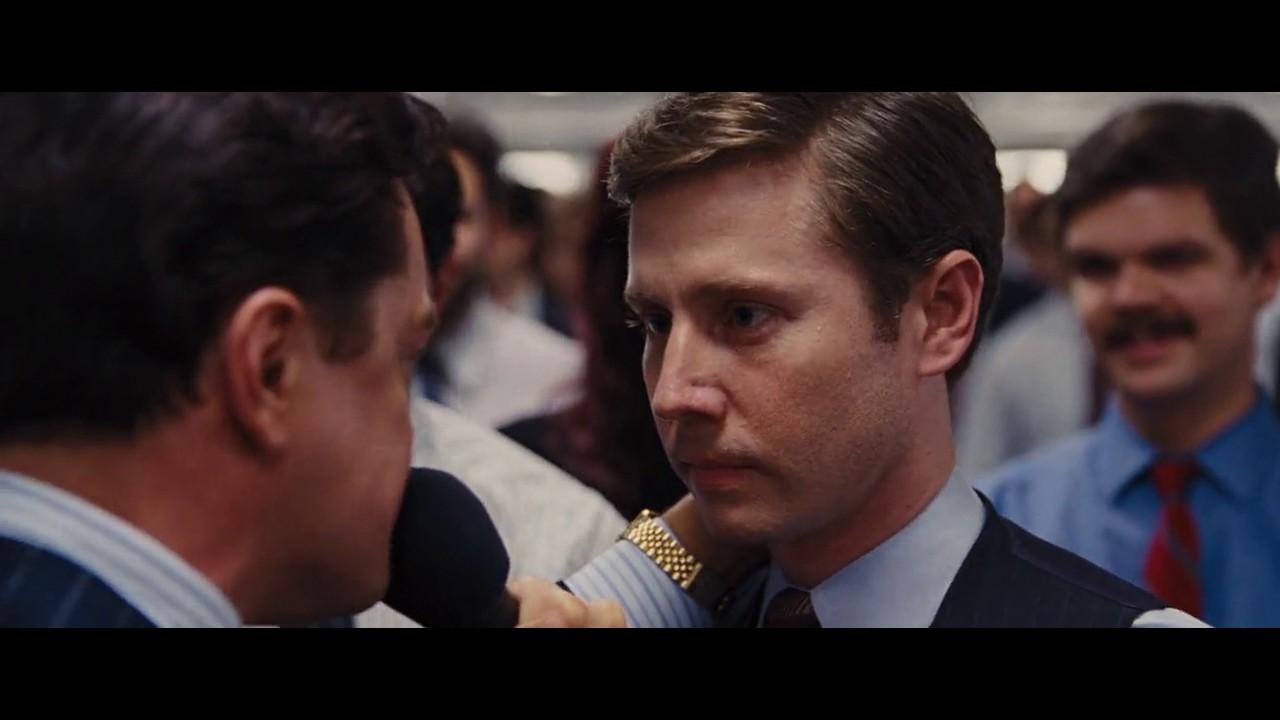 Discurso Do Lobo De Wall Street Motivação Para Vendas