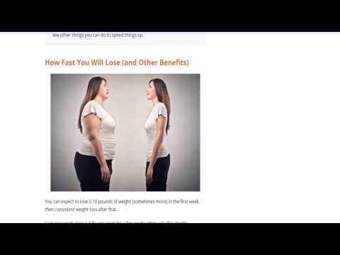 How to Lose Weight Fast for Women in a Week at Home (Tap this Title on MOBILE for More INFO)
