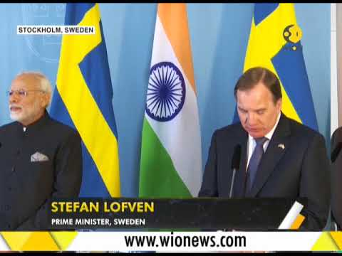 WION Gravitas: India-Sweden issue 'Joint Statement'; strategic innovation partnership announced
