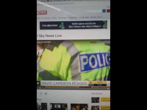 Boris Johnson is a cunt - Live on Sky News