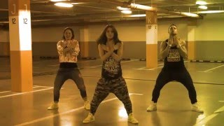 """ Jay Sean - Make My Love Go ft. Sean Paul "" - Karolina, Natalia, Marek - Zumba Fitness -Toruń"