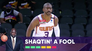 Like a Good Neighbor, Shaqtin is There | Shaqtin' A Fool Episode 16