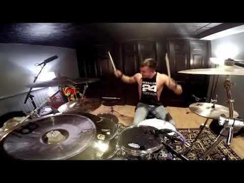 "Garrett Dewald ""Dead Memories"" - Slipknot (Drum Cover)"