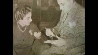 """Maria Callas Bizet Carmen """"prés Des Remparts De Séville"""""""