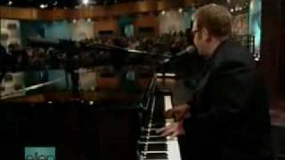 Elton John - Right before my eyes
