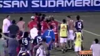 TOP 6 - As Maiores Brigas e Pancadarias no Futebol