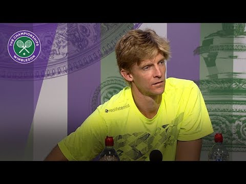Kevin Anderson 'disappointed but looking for positives'