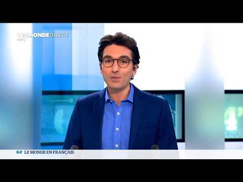 Le 64' - L'actualité internationale du lundi 12 avril 2021 - TV5MONDE