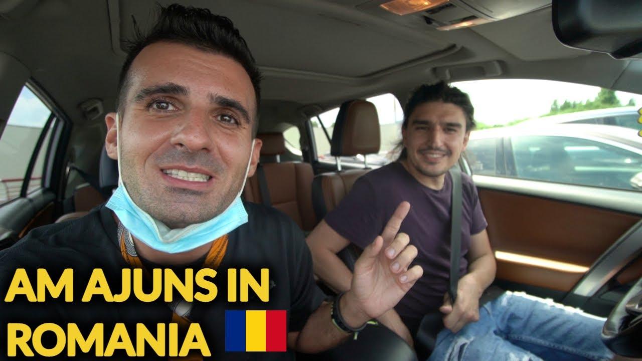 AM FUGIT DIN AFRICA IN ROMANIA (ma duc in FERENTARI)