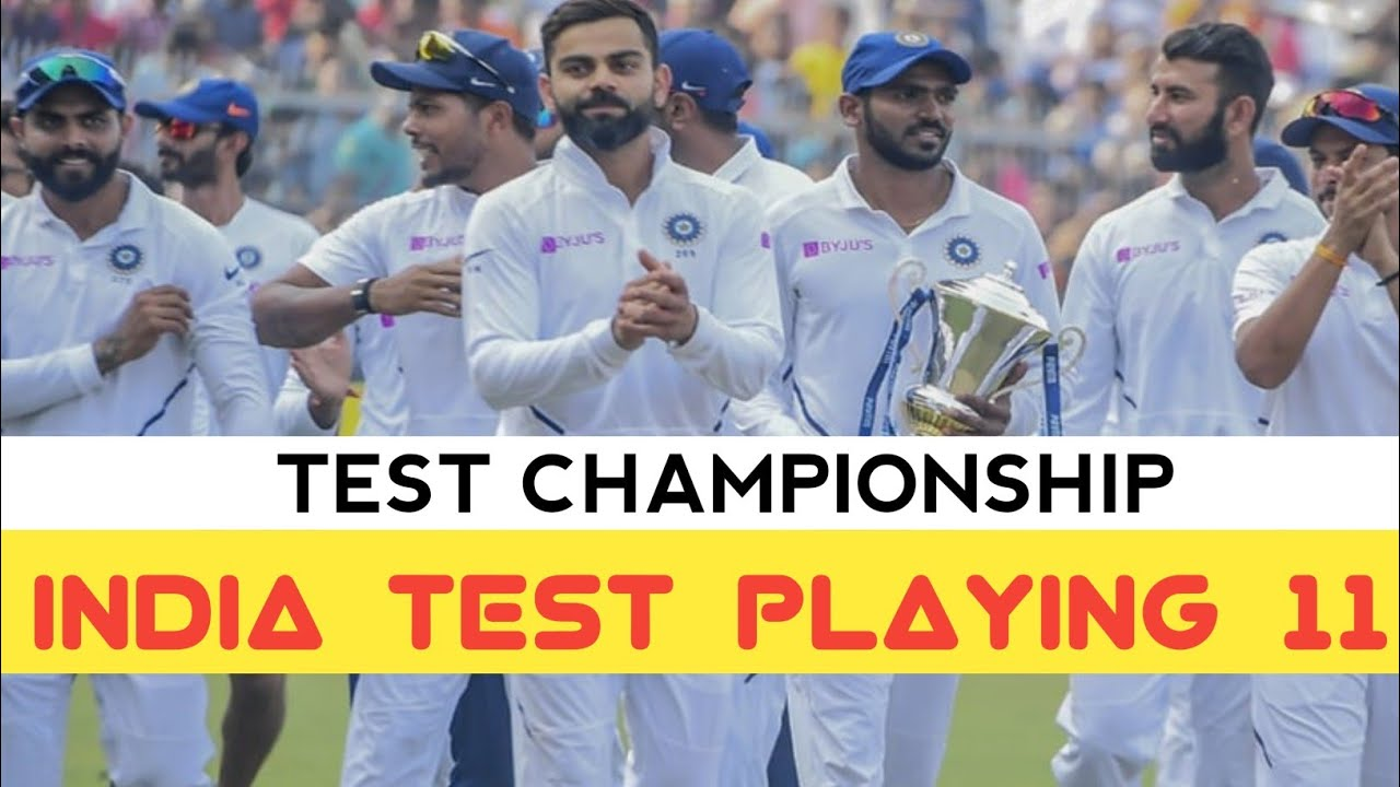 world test championship    india team playing 11    #never_give_up