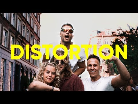 I AM BACK (THE BIGGEST STREET PARTY IN SCANDINAVIA - DISTORTION 2018) | VLOG 5