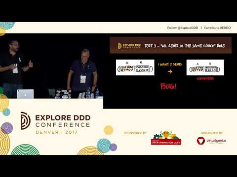 Thomas Pierrain & Bruno Boucard - How To Distill The Core Domain From Your Legacy App (Live Coding)