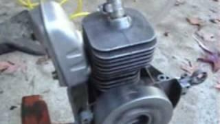 Compressed air motor #2