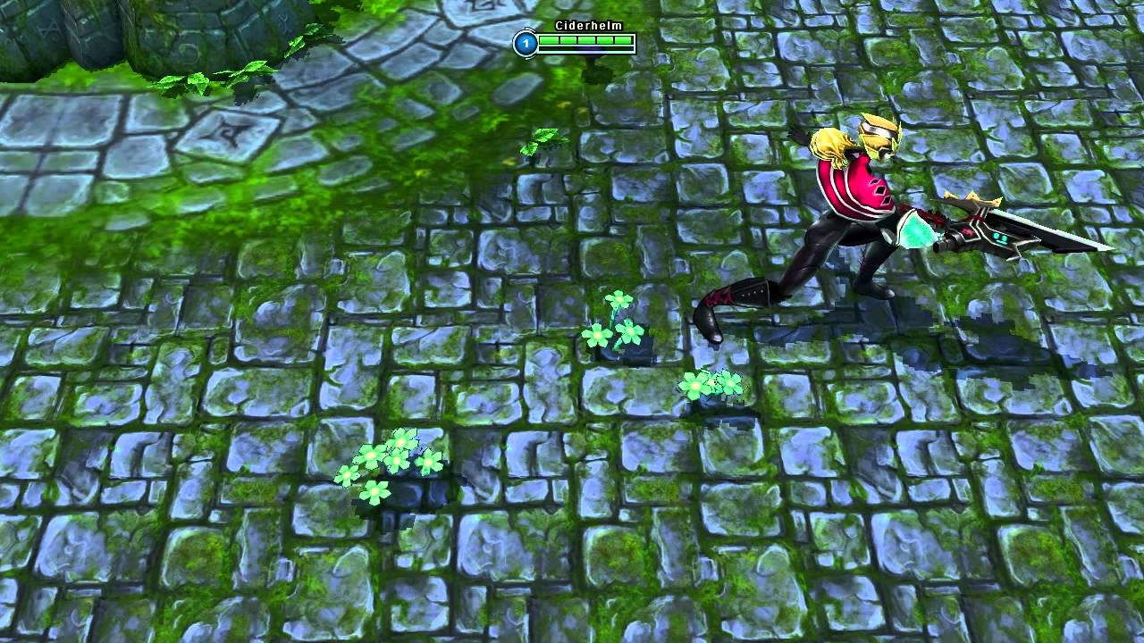 League of Legends: Crimson Elite Riven Skin Artwork - YouTube