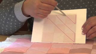 Machine Minute: Straight Line Quilting