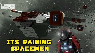 Space Engineers - Drop Pod Assault Transport & Repairing The Kitchen Part 14