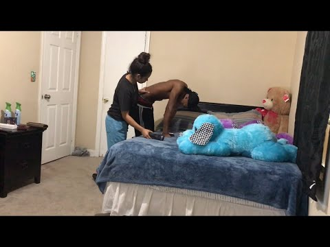 I HAVE AIDS PRANK !!! (She almost passed out)