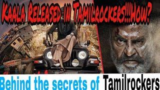 Kaala released in Tamilrockers ? |Behind the secrets of Tamilrockers