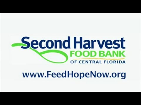 Second Harvest Food Bank of Central Florida YouTube
