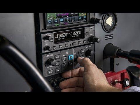 Flying The Garmin GFC 500 Autopilot
