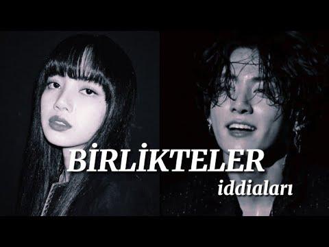 Lizkook Real Moments💜   Jungkook (BTS) & Lisa (Blackpink)