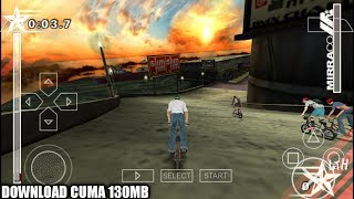 Cara Download Game Dave Mirra BMX Challenge PPSSPP Android