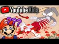Why is this on Youtube Kids?! SCARY BUGS BUNNY HORROR SPLATTER VIDEOS (Looney Toons Gore)