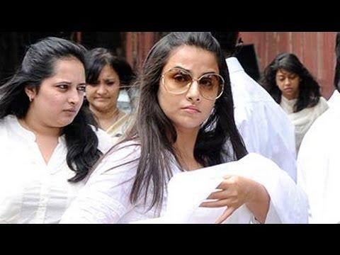 Yash Chopra Funeral Rani