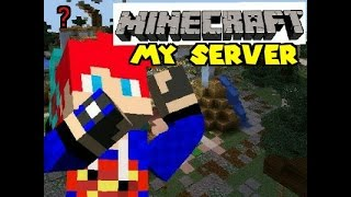 MINECRAFT | Servers | My New Server!!????