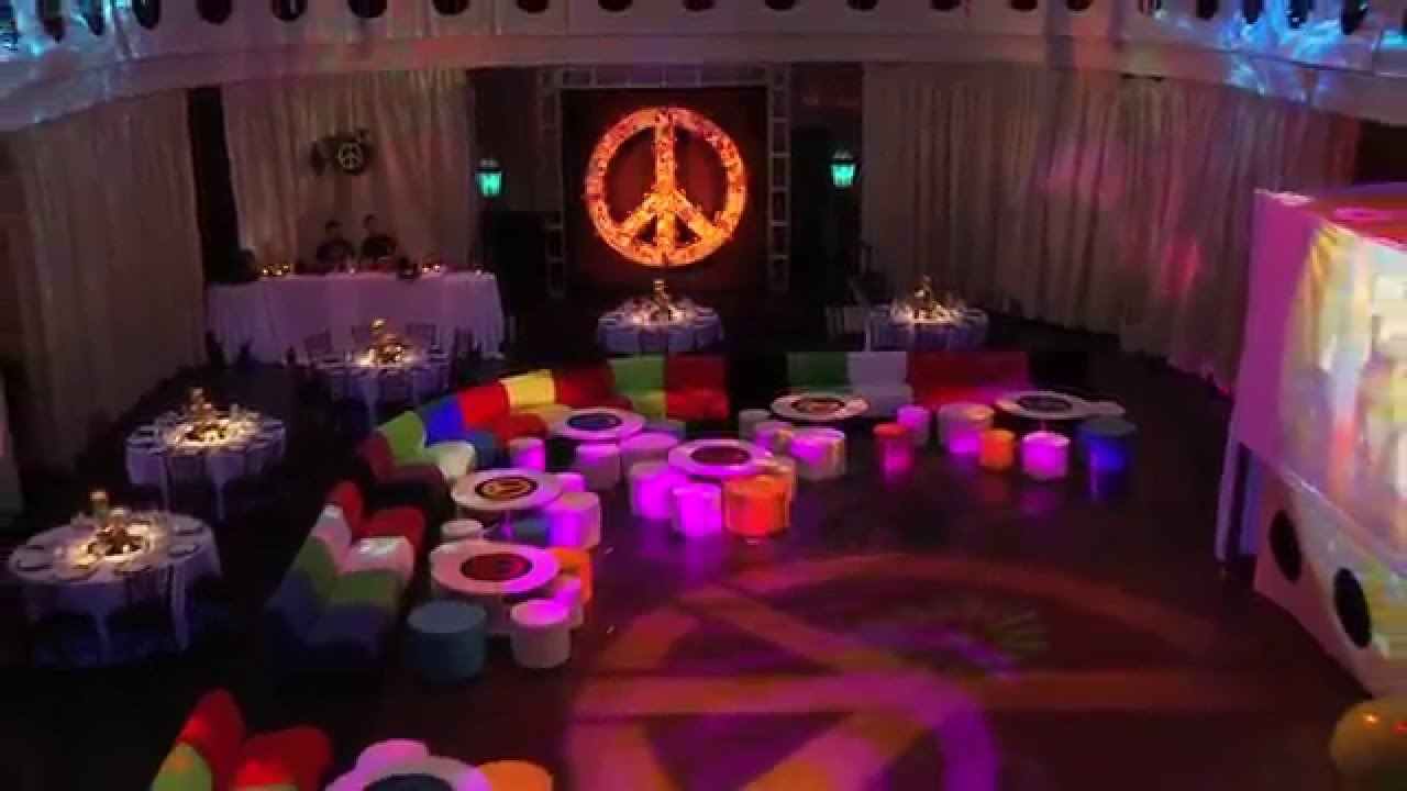Cirque De Soleil Themed Party By Eventures Party Planning