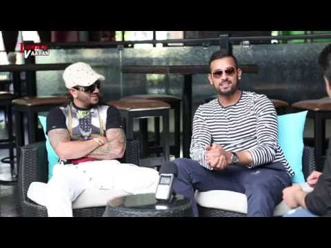 Jazzy B & Garry Sandhu Interview Hosted by Happy Joshi