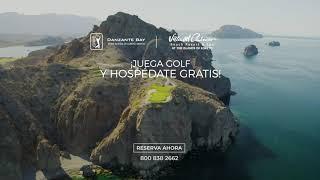 Juega Golf en TPC Danzante Bay y Hospédate Gratis