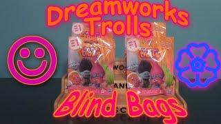 Dreamworks Trolls Blind Bags