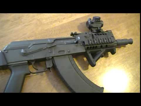 Mini DRACO pistol upgrades /channel update