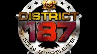 District 187: Sin Streets gameplay