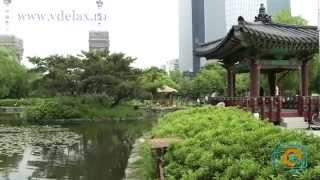 видео Знаменитые достопримечательности Сеула