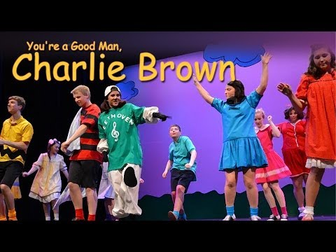 You're A Good Man, Charlie Brown (full musical)