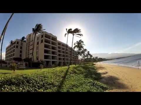 Sugar Beach Resort Vacation Condos on Maui - Video Tour